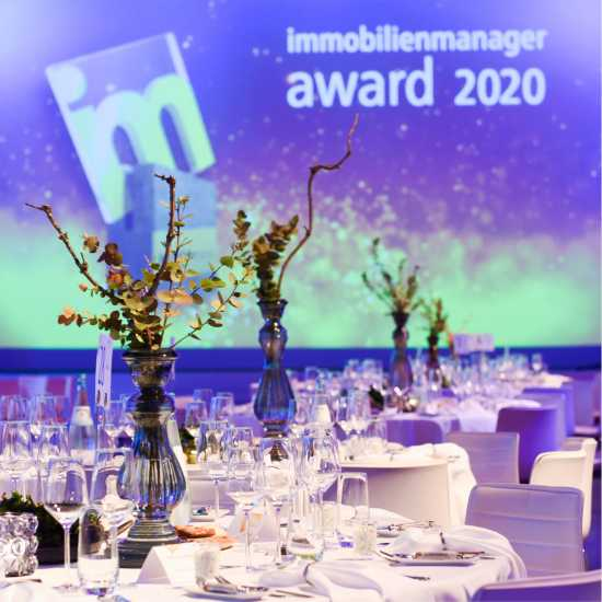 kirberg catering newsroom events immomanager award 2020 teaser
