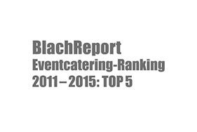 kirberg catering blachreport ranking top 5 2011 2015
